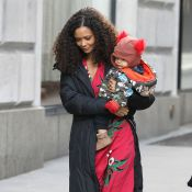 Thandie Newton : Son adorable fils Booker a bien grandi !
