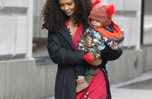 Thandie Newton : Son adorable fils Booker a bien grandi !