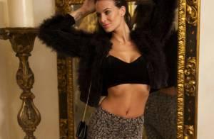 Jade Foret : Sublime en brassière, elle rend hommage à sa fille Mila