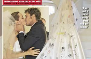 Angelina Jolie et Brad Pitt : Les dessous de leur mariage ''officiel'' et secret