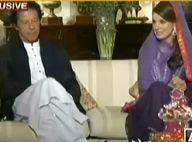 Imran Khan : L'ex de Jemima marié à une ancienne miss météo de la BBC