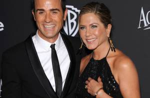 Jennifer Aniston, Chrissy Teigen : Radieuses en couple après les Golden Globes