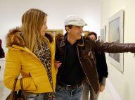 Antonio Banderas avec sa chérie de 20 ans de moins : Instant culturel à Malaga