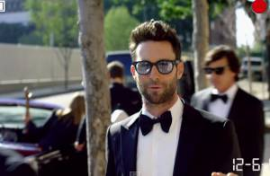 Maroon 5 : Serial Noceurs pour le clip de leur nouveau tube Sugar