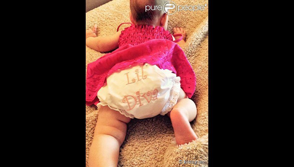 0e9151e6706c1 Christina Aguilera   Une 1re photo de sa fille dévoile déjà son ...