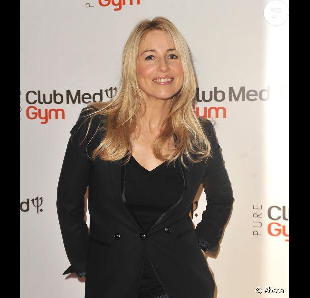 Cachou à l'inauguration du Pure Club Med Gym Bastille, à Paris, le 7 juin 2012