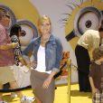"""Jaime Pressly a la premiere du film """"DESPICABLE ME 2"""" a Universal Citywalk a Los Angeles, le 22 juin 2013"""