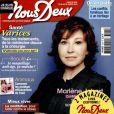 Le magazine Nous Deux du 20 janvier 2015