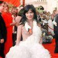 Björk aux Oscars, à Los Angeles le 25 mars 2001.