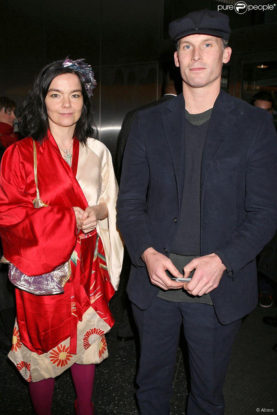 Björk, le coeur brisé par Matthew Barney : ''Tout s'est ...