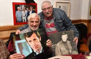 Jean-Paul Belmondo : Joli moment entre amis et de partage avec ses fans