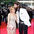 Rachael Leigh Cook et Daniel Gillies lors du Festival de Cannes 2008