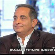 Laurent Fontaine : ''Mon père est mort sans que je lui dise 'Je t'aime'...''