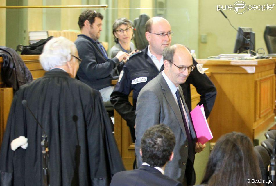 Eric Woerth - Ouverture du procès Bettencourt au tribunal de ...