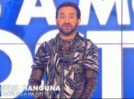 TPMP - Cyril Hanouna : Si élégant(e) en robe ''façon Armande Altaï'' !