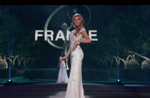 Camille Cerf: Discrimination en coulisses, Miss Univers désinvolte, elle balance