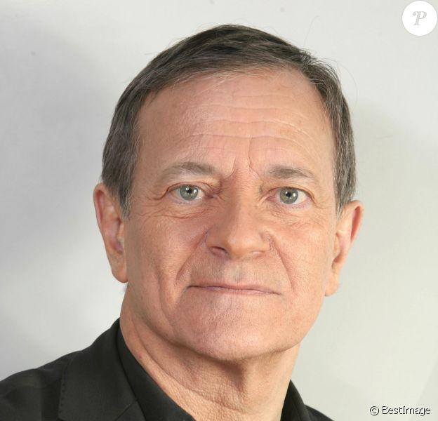 Portrait de Francis Huster - octobre 2014