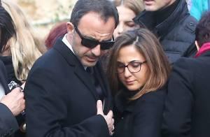 Obsèques de Demis Roussos : Nikos et Maria Aliagas en deuil avec ses proches