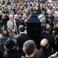 - Obsèques du chanteur Demis Roussos au Premier Cimetière d'Athènes en Grèce. Le 30 janvier 2015.