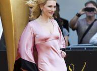 Cate Blanchett, toute nue sous sa robe, joue la diva excentrique...