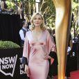 Cate Blanchett en Alexander McQueen lors des AACTA Awards à Sydney, le 29 janvier 2015.