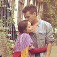 Natalia Doco et Flo Delavega, amoureux sur Instagram.