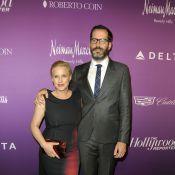 Patricia Arquette, radieuse au bras de son amoureux devant Marion Cotillard