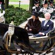 Le roi Carl XVI Gustav de Suède et la reine Silvia