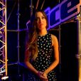 Clémence dans The Voice 4, sur TF1, le samedi 7 février 2015