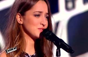 The Voice 4 - Clémence : Son retour 13 ans après son duo avec Johnny Hallyday
