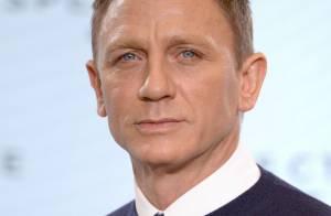 Daniel Craig se blesse sur le tournage de James Bond 24, Spectre