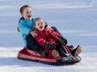 Mary et Frederik de Danemark : Au sommet du bonheur avec leurs enfants à Verbier