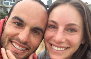 Landon Donovan fiancé : La légende du soccer va épouser sa belle Hannah