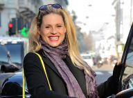 Michelle Hunziker, enceinte : Sourire ravageur et baby-bump en sortie shopping