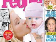 Christina Aguilera dévoile enfin le visage craquant de sa fille Summer Rain