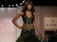 REPORTAGE PHOTOS : Avec Naomi Campbell, les stars jouent aux mannequins ! Monica Cruz, Ronan Keating...