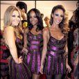 Les Sugababes backstage