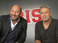 Kad Merad et Franck Dubosc, héros de ''BIS'' à poil : Confidences et délires