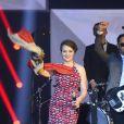 Catherine Ringer - Soirée des 30ème Victoires de la Musique au Zénith de Paris, le 13 février 2015.13/02/2015 - Paris