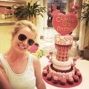 Miley Cyrus, Kim Kardashian, Britney Spears: La belle Saint-Valentin des stars !