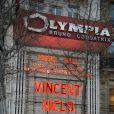 Exclusif - Vincent Niclo en concert à l'Olympia à Paris le 8 février 2015.