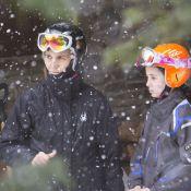 Elena d'Espagne et ses enfants : Comblés par la neige à Baqueira Beret