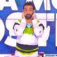 Cyril Hanouna en Buzz l'éclair dans TPMP, sur D8, le mardi 17 février 2015