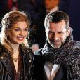Louane Emera et Eric Lartigau - 40ème cérémonie des César au théâtre du Châtelet à Paris, le 20 février 2015.