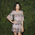 Loan Chabanol  lors du dîner organisé par Chanel et Charles Finch avant les Oscars au restaurant Madeo, à Beverly Hills le 21 février 2015