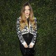 Riley Keough  lors du dîner organisé par Chanel et Charles Finch avant les Oscars au restaurant Madeo, à Beverly Hills le 21 février 2015