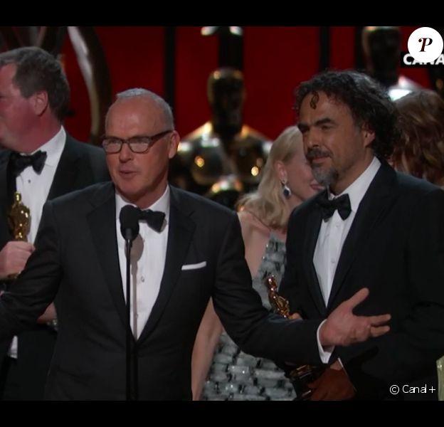 Oscars 2015 : C'est le film Birdman d'Alejandro Gonzalez Inarritu avec Michael Keaton qui remporte la prestigieuse statuette !
