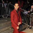 Lewis Hamilton - Soirée en faveur de la Fondation Naked Heart de Natalia Vodianova au Roundhouse à Londres, le 24 février 2015.