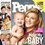 Kelly Clarkson : La naissance de sa fille a bouleversé sa vie... et sa carrière