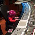 Kelly Clarkson a ajouté une photo de sa fille River Rose à son compte Instagram le 12 janvier 2015